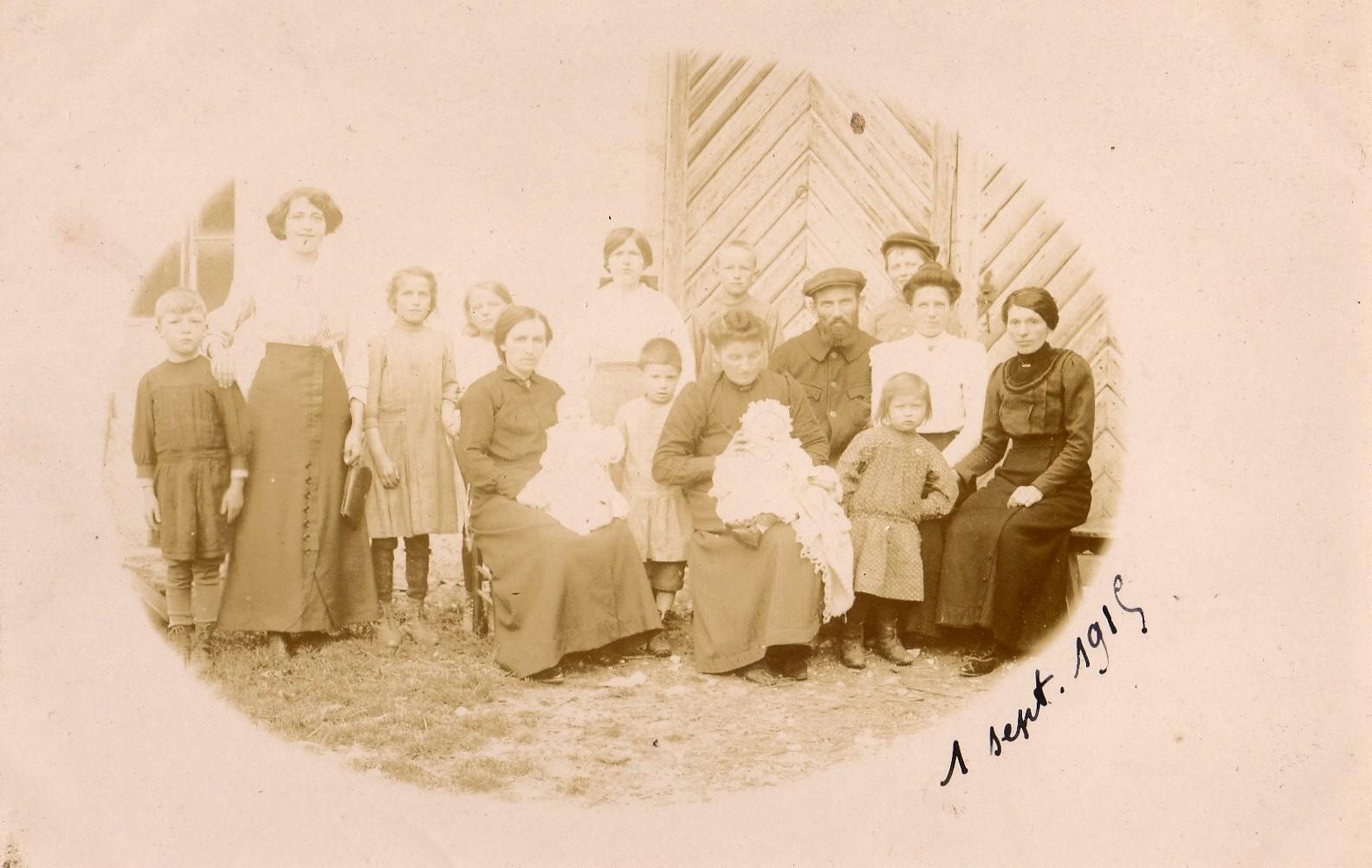 Famille BERTHET
